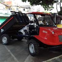 Trator Transportador Bravo