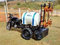 Moto Pulverizador Turbo