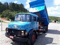 Caminhão Mercedes Benz (MB) 1113 ano 65