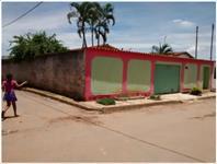 Casa em Paracatu-MG troco por gado de corte