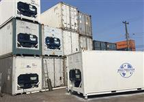 Containers - Dry, Reefers de 10