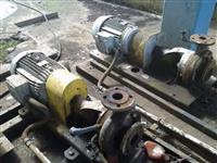 bomba de oleo e agua 20cv