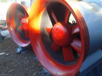 ventilador turbina exaustor