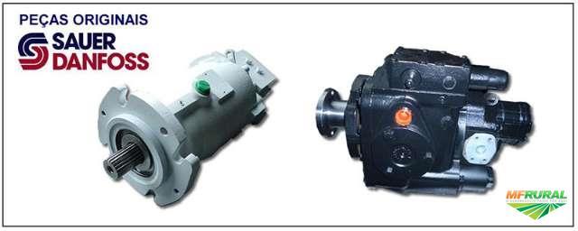 Motor Hidraulico e Bomba Hidraulica