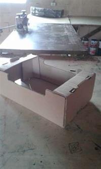 caixa para frutas