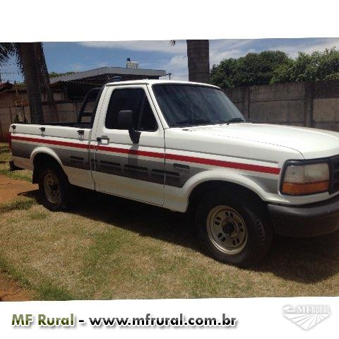 Ford F1000 Turbo Diesel 97