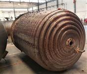 Tanque com motor redutor inox Niro Atomizer