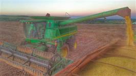 Terceirização de Colheitas de soja ou milho