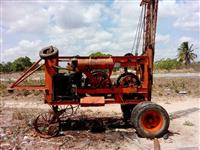 Vendo 2 Maquinas Perfuratriz Percussora De Perfuração De Poço
