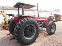 Trator Massey Ferguson 292 Turbo 4x4 ano 02