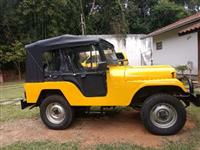 JEEP WILLYS 1969-