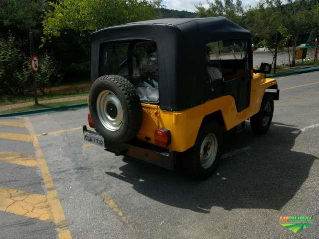 JEEP WILLYS 1969- LINDISSIMO
