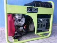 GERADOR HONDA PRAMAC TRIFASICO 110/220V GASOLINA 12000 WATTS