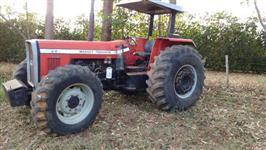 Trator Massey Ferguson 299 4x4 ano 01