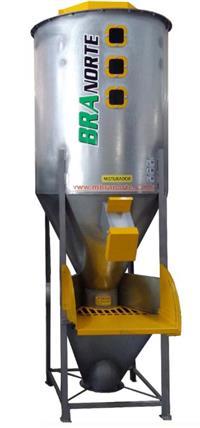 Misturador Vertical 1000 Litros