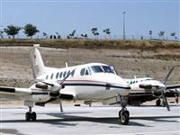 vendo avião king Aier