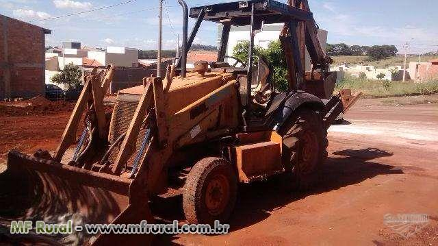 Trator Ford/New Holland 4600 4x4 ano 08