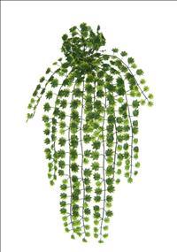Folhagem artificial Maple de Pendurar X408 (Verde com Bordas Amarelas) 91cm - 01299010