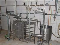 Pasteurizador 1000 litros horas completo