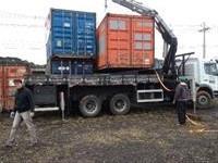 Container 6 e 12 metros dry - hc - reefer - projetos - Confira Whatsapp 11 9 7033-4400