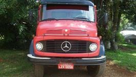 Caminhão Mercedes Benz (MB) 1513 ano 77