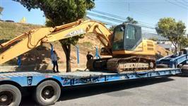 Escavadeira Hidráulica CASE CX160B.