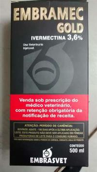 EMBRAMEC GOLD 3,6%