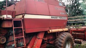 Colheitadeiras Massey Ferguson 3640