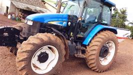 Trator Ford/New Holland TS