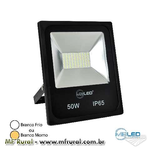 Refletor de Led 50W IP65 MBLed