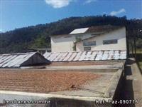 Fazenda de Cacau orgânico, 343hc em Mascote Bahia, na BR101