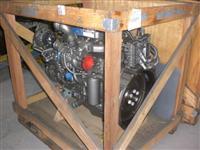 Motor Diesel MWM 200 HP Acteon 4.12 TCE novo na caixa