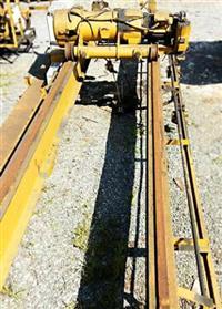 Ponte Rolante Capacidade 3 toneladas