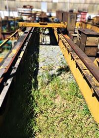 Ponte Rolante 5 Toneladas 17 metros de vão viga dupla