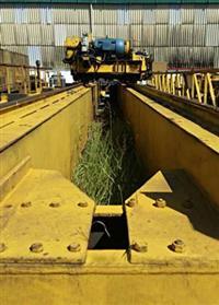 Ponte Rolante 10 toneladas 17 metros de vão