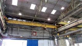 Ponte rolante 6 toneladas 12 metros de vão modelo Univiga