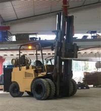 Empilhadeira GLP 4.500kg