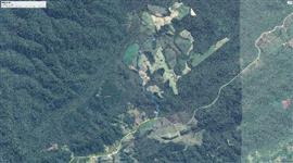 232,6 hectares a 18 Km de Apiaí