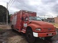 Caminhão Ford f 14000 Hd ano 95