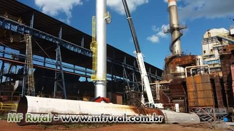 Mandrilhamento Montagens industriais