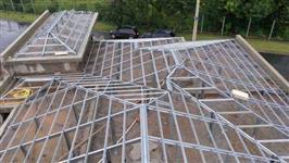 Estruturas metálicas para aviários, granjas, galpões, barracão, coberturas, mezaninos