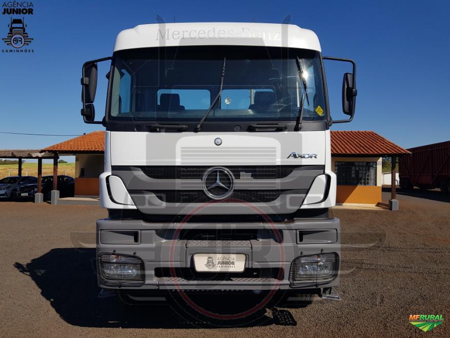 Caminhão Mercedes Benz (MB) 3344 Cavalo ano 13