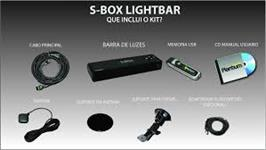 GPS agricola - S-BOX LIGHTBAR