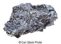 Manganês, Ferro, Grafite, Aluminio, Chumbo