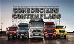 Carta Contemplada para caminhões