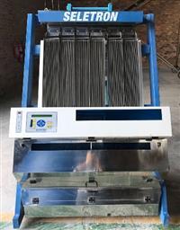 Seletron PL 72 NOVO - Máquina selecionadora eletrônica para ARROZ/QUIRERA/CANJIÇÃO