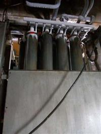 Máquina de gelo Madef 10 t/d