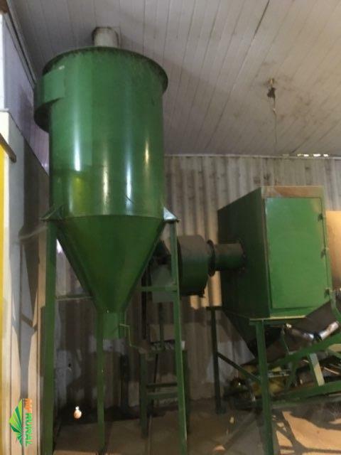 Secadora de grãos