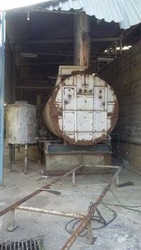 Caldeira ATA para 4000kg de vapor por hora