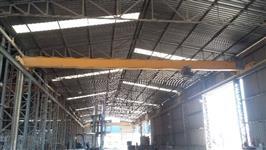 Pontes rolantes de 5 toneladas